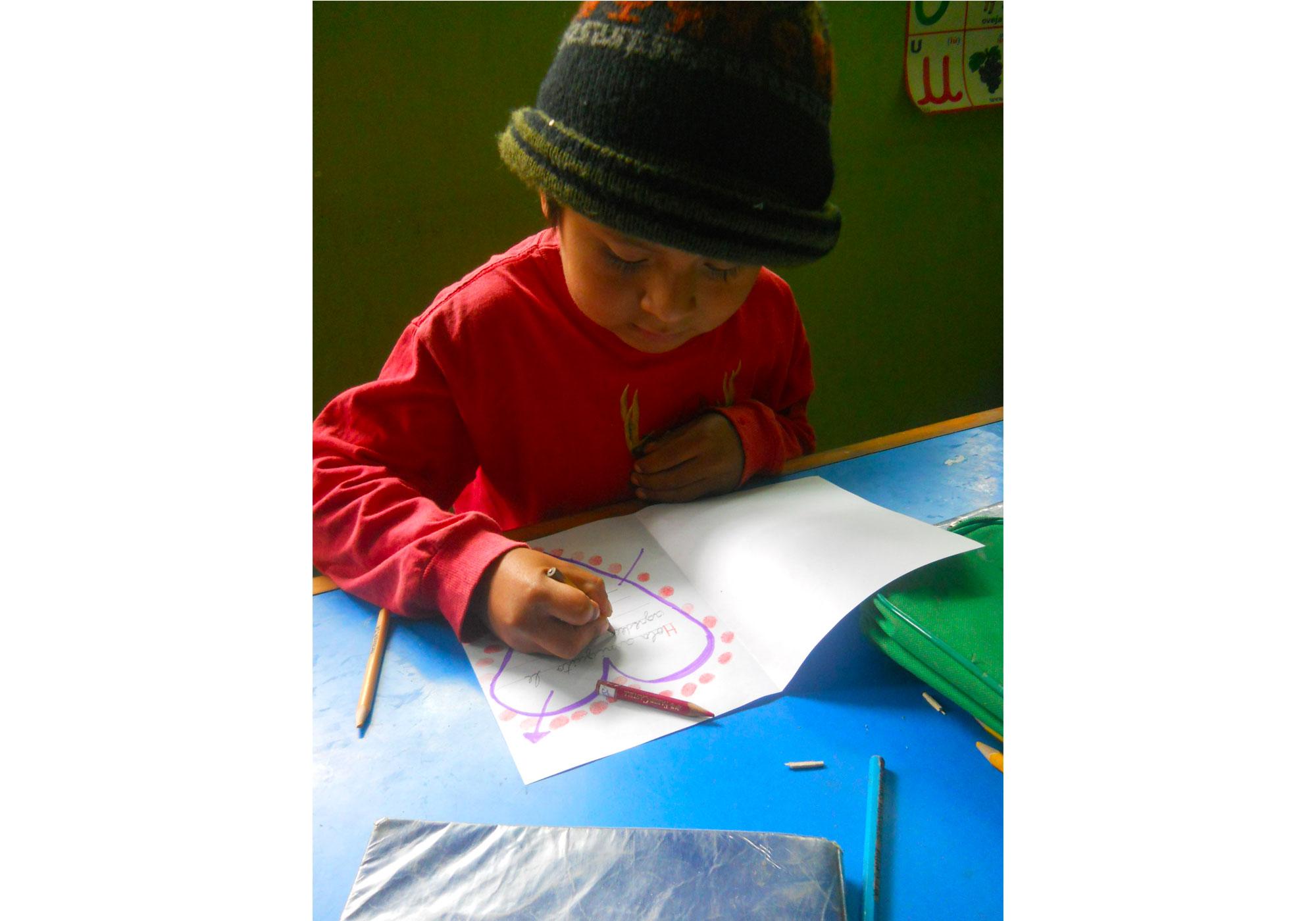 Leonardo disegna e scrive