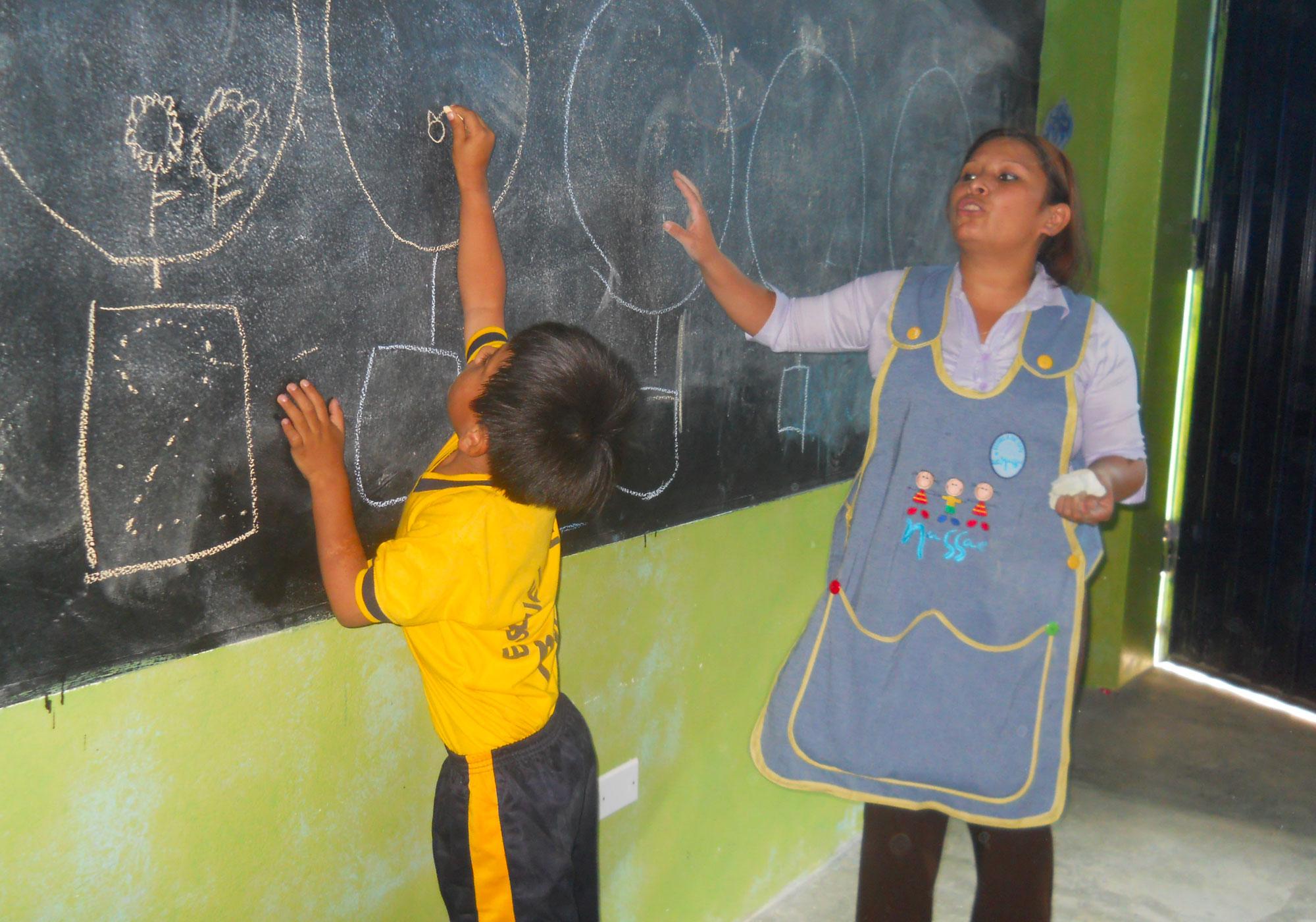 attività didattiche in classe