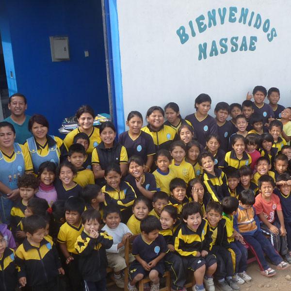 donazione scuola nassae