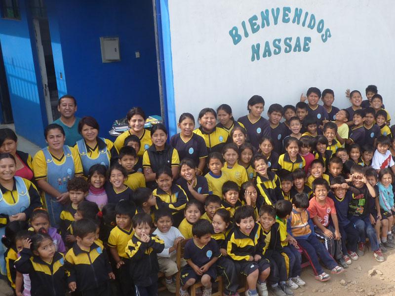 scuola nassae perù