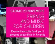 friends and music for children