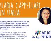ilaria cappellari in italia