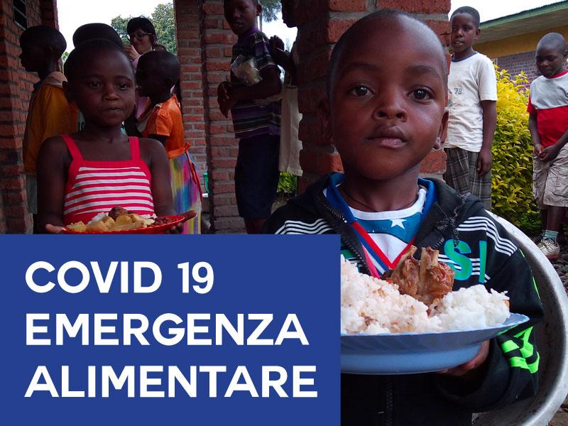 COVID 19 EMERGENZA ALIMENTARE